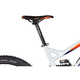 GT Bicycles Sanction Elite satin battleship grey/orange/ink